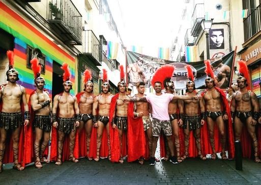 Праздники для сексуальных меньшинств